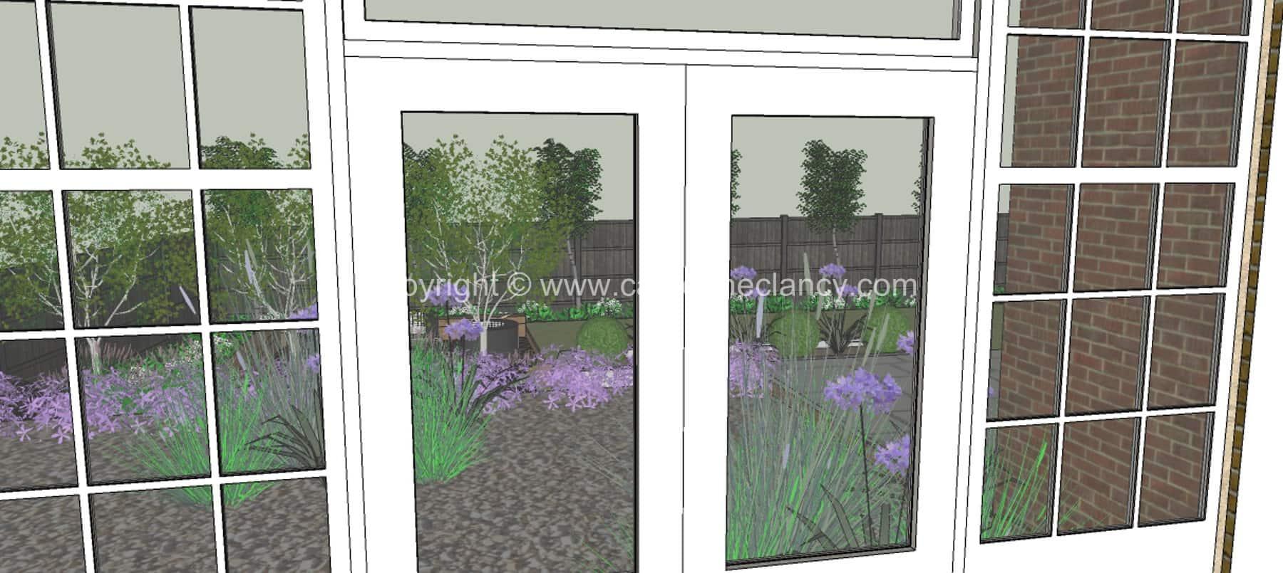 Hendon grand design garden 7 garden design london for Grand designs garden