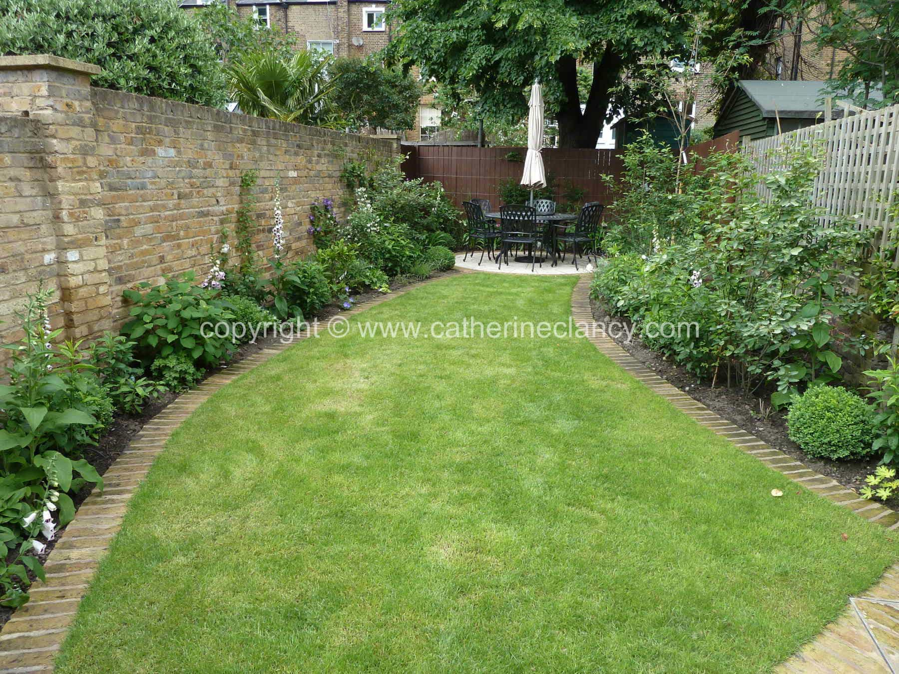 Garden Design North Facing victorian-north-facing-garden-12 - garden design london