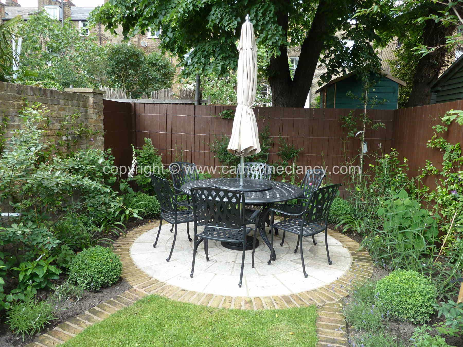 Garden Design North Facing victorian-north-facing-garden-13 - garden design london
