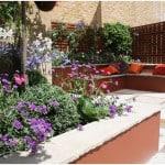 docklands courtyard garden
