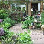 Chiswick secret garden