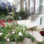 West Greenwich Front Gravel Garden